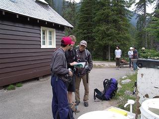 バージェス頁岩登頂記 バージェス頁岩登頂記 このサイトは、バージェス頁岩登頂に挑戦した記録を残す